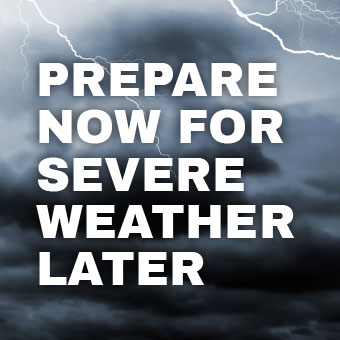 PC Electric Storm Prep Information